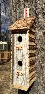 Dr. Dave Hummel's Birdhouses